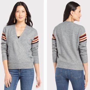 Heartloom | Camila Cross Front Sweater